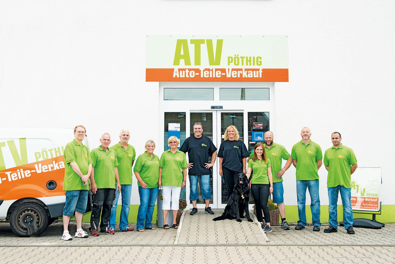 ATV Autoteile Weiterstadt Pöthig - Startseite
